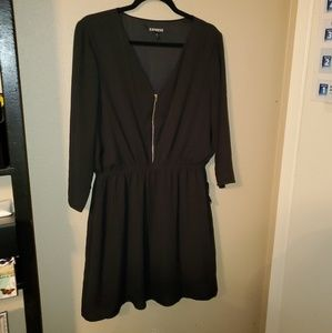 NWT Express Little Black Dress